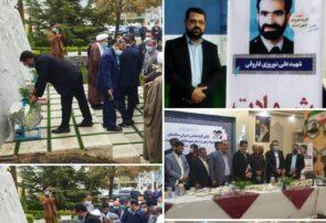 شهید والامقام علی نوروزی از روستای فاردق رشتخوار؛ شهید شاخص امربهمعروف و نهی از منکر استان